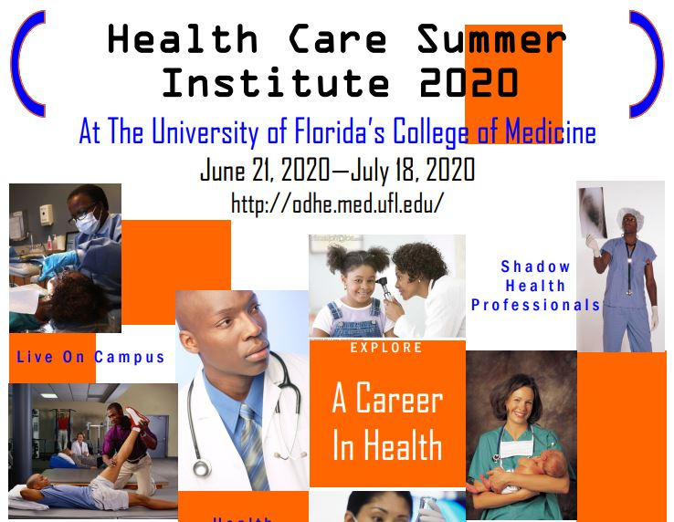 Health Care Summer Institute 2020